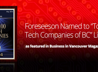 Canada top 100 technology company